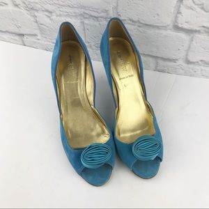 J.Crew Made In Italy Pumps 💙 Great Condition